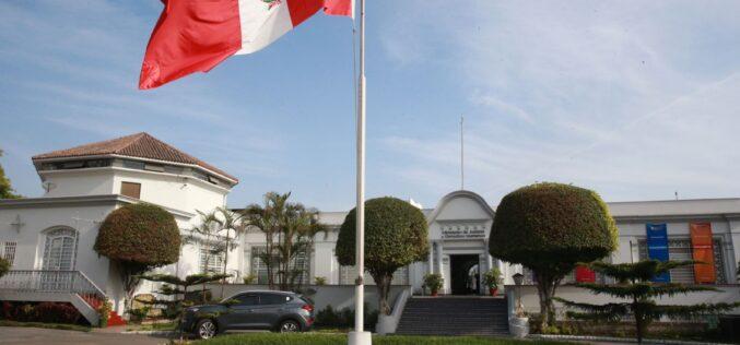 Ministerio de Justicia y Derechos Humanos presentó avances y logros del sector