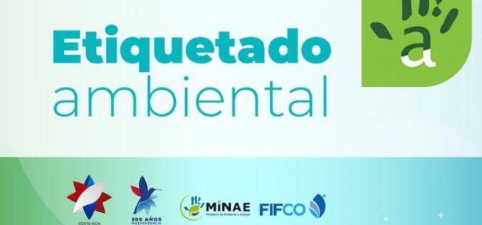 Costa Rica: Lanzan la primera etiqueta ambiental del mercado tico