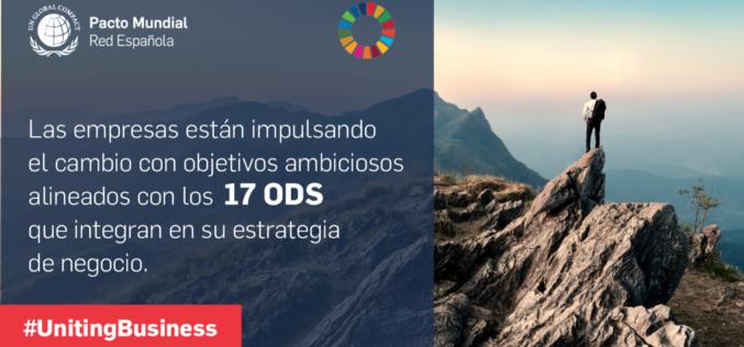 El 84% de las entidades españolas del programa SDG Ambition ya ha establecido objetivos cuantificables en alguna de las áreas prioritarias de los ODS