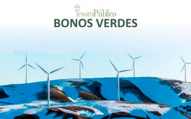 España emite sus primeros bonos verdes soberanos
